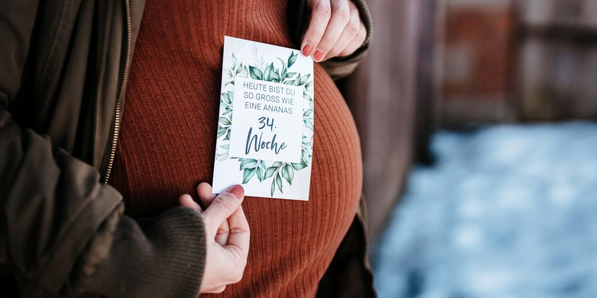 Meilensteinkarten_Schwangerschaft